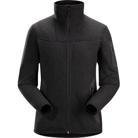 Arc'teryx Covert Jakke Damer, black heather